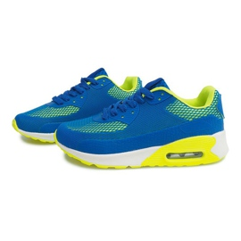 DN3-8 Royal sports chaussures de course bleu 2