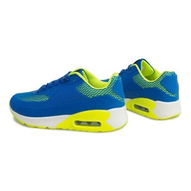 DN3-8 Royal sports chaussures de course bleu 3