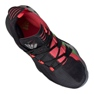 Adidas Dame 6 M EF9866 chaussures noir, rouge noir 5