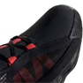 Adidas Dame 6 M EF9866 chaussures noir, rouge noir 6