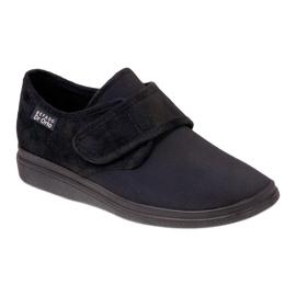 Befado chaussures pour hommes pu 036M006 le noir 1