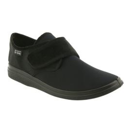 Befado chaussures pour hommes pu 036M006 le noir 2