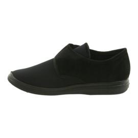 Befado chaussures pour hommes pu 036M006 le noir 3