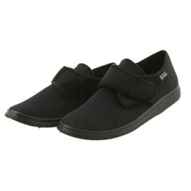 Befado chaussures pour hommes pu 036M006 le noir 4