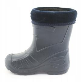 Befado chaussures pour enfants galosh-grenat 162Y103 marine 3