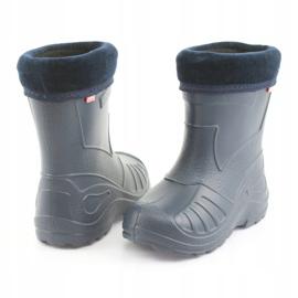 Befado chaussures pour enfants galosh-grenat 162Y103 marine 5