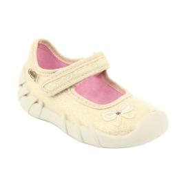 Chaussures enfant Befado 109P152 jaune 3