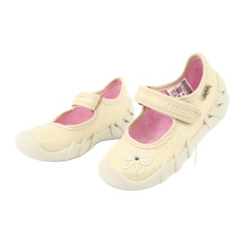Chaussures enfant Befado 109P152 jaune 5