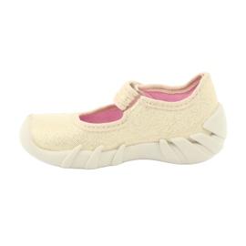 Chaussures enfant Befado 109P152 jaune 4