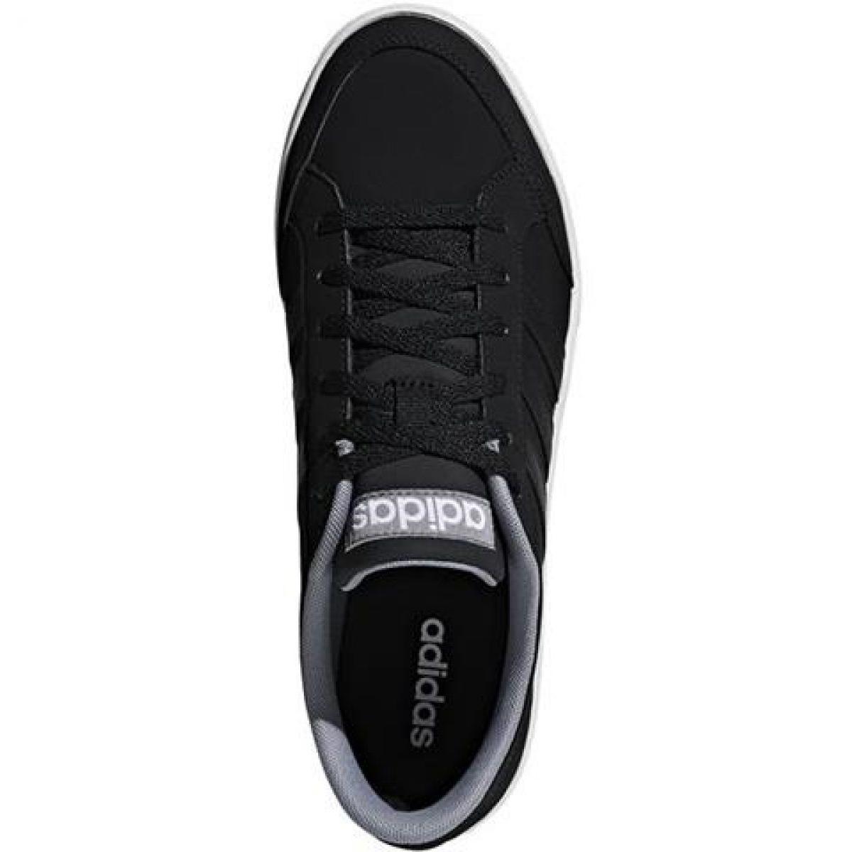 miniature 2 - Adidas Vs Set M F34370 chaussures noir