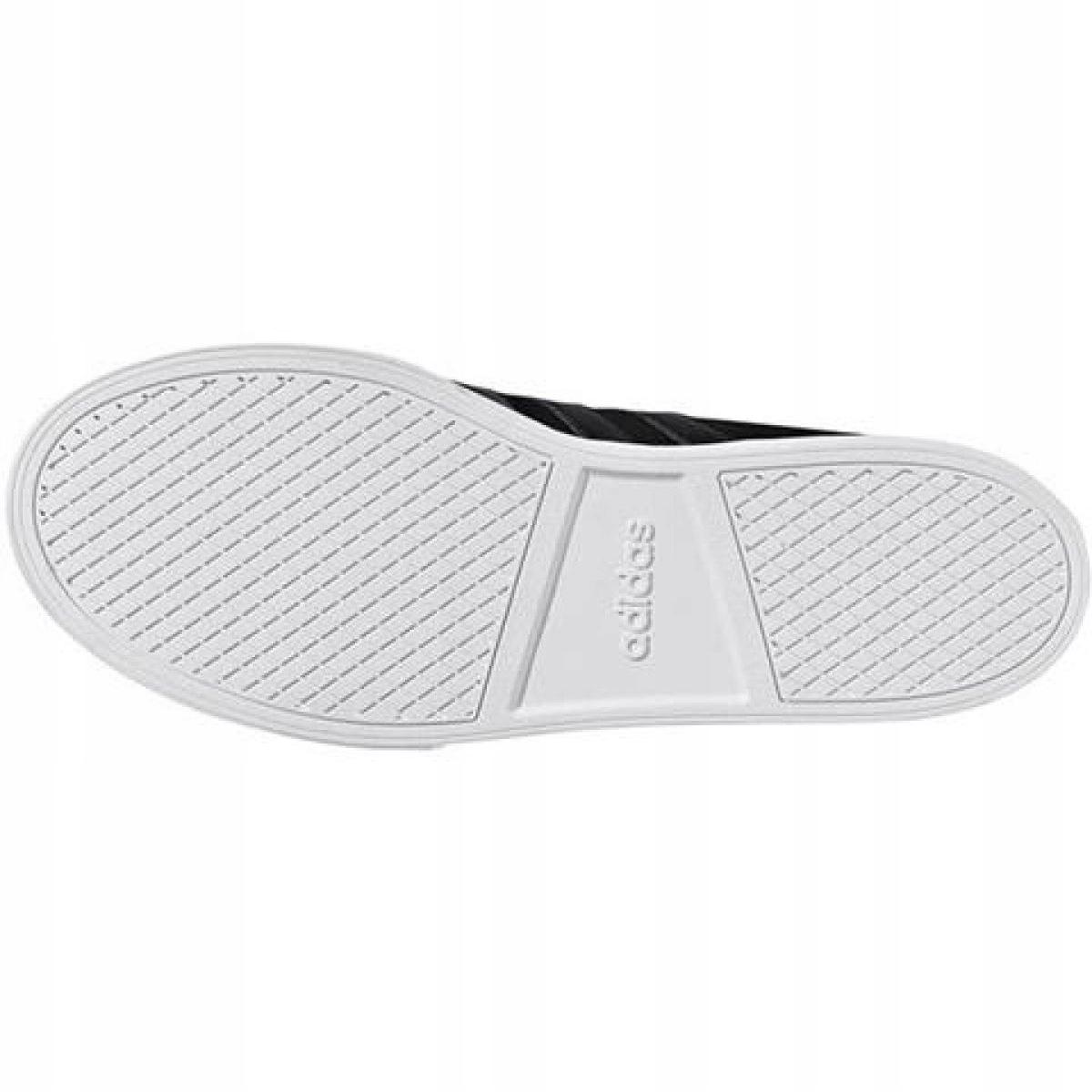 miniature 3 - Adidas Vs Set M F34370 chaussures noir