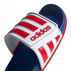 Chaussons Adidas Adilette Comfort Adj M EG1346 5