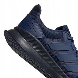 Adidas Runfalcon M EG8605 chaussures marine 1