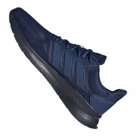 Adidas Runfalcon M EG8605 chaussures marine 2