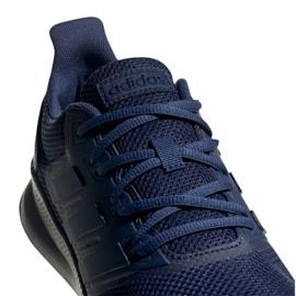 Adidas Runfalcon M EG8605 chaussures marine 6