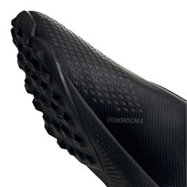 Adidas Predator 20.3 Ll Tf Jr FV3118 chaussures noir noir 5