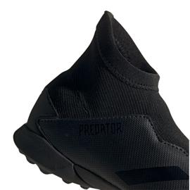 Adidas Predator 20.3 Ll Tf Jr FV3118 chaussures noir noir 6