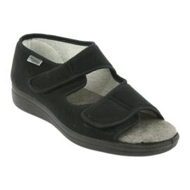 Chaussures femme Dr.Orto Befado 070D001 noir 2