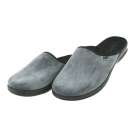Befado chaussures pour hommes pu 548M017 gris 4