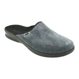 Befado chaussures pour hommes pu 548M017 gris 2