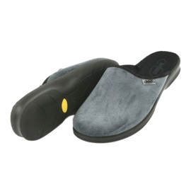 Befado chaussures pour hommes pu 548M017 gris 5