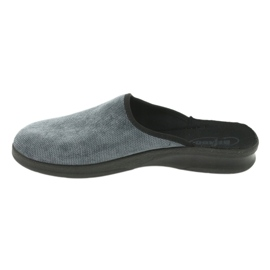 Befado chaussures pour hommes pu 548M017 gris 3