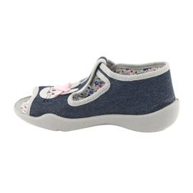 Chaussures enfant Befado 213P119 gris 3
