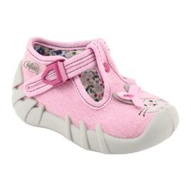 Chaussures enfant Befado 110P374 rose 2