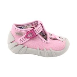 Chaussures enfant Befado 110P374 rose 1