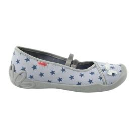 Befado chaussures pour enfants 116Y230 bleu 1