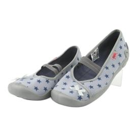 Befado chaussures pour enfants 116Y230 bleu 3
