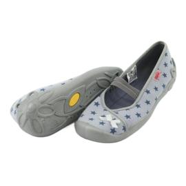 Befado chaussures pour enfants 116Y230 bleu 4