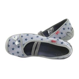 Befado chaussures pour enfants 116Y230 bleu 5