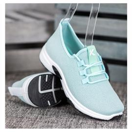 Kylie Chaussures de sport classiques bleu 2