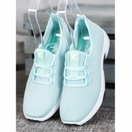 Kylie Chaussures de sport classiques bleu 1