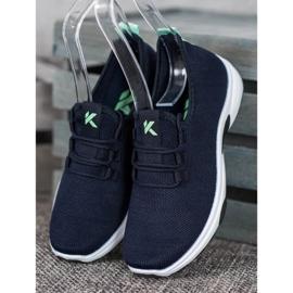 Kylie Chaussures de sport classiques marine 1