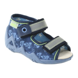 Chaussure enfant Befado jaune 350P011 1