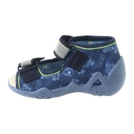Chaussure enfant Befado jaune 350P011 2