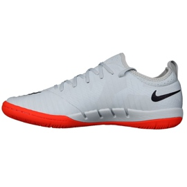 Chaussures d'intérieur Nike MercurialX Finale II gris noir 1