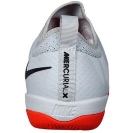 Chaussures d'intérieur Nike MercurialX Finale II gris noir 2