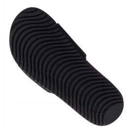 Chaussons Nike Kawa Slide Jr 819352-003 noir 2
