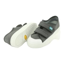 Chaussures enfant Befado 440X014 gris 4