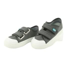 Chaussures enfant Befado 440X014 gris 3