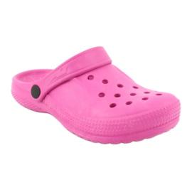Chaussures enfant Befado rose 159Y001 2