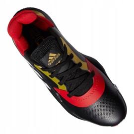 Adidas Pro Bounce 2019 Low M EG2818 chaussures noir noir 5