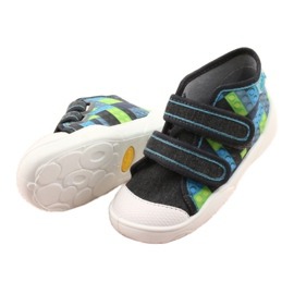 Chaussures enfant Befado orange 212P063 4