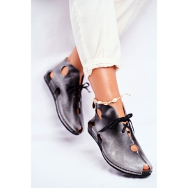 Chaussures femme Maciejka Popiel 03426-03 gris 2