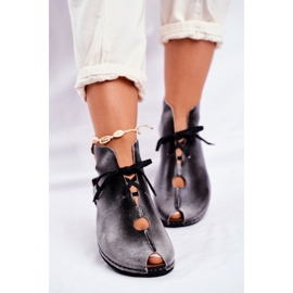 Chaussures femme Maciejka Popiel 03426-03 gris 1
