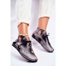 Chaussures femme Maciejka Popiel 03426-03 gris 3