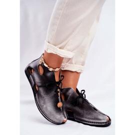 Chaussures femme Maciejka Popiel 03426-03 gris 5